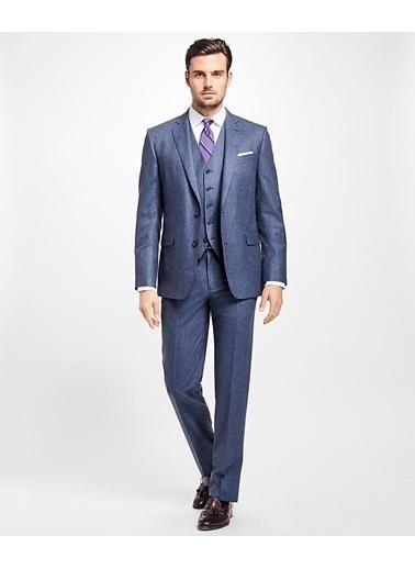 Brooks Brothers Takım Elbise Mavi